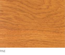 Kleurstaal Massief Eiken Rubio Monocoat - kleur Pine